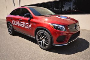 Self-drive tech firm Quanergy en route to $1.1bn SPAC deal