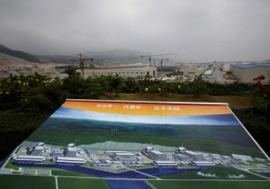 China and French company play down nuclear reactor concerns