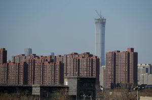 China's New Home Prices Stall For First Time Since Covid-19