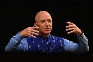 Jeff Bezos to take first Blue Origin flight into space