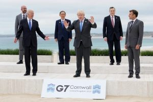 Gill on China – G7 takes on Beijing