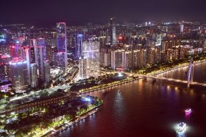 Data 'customs hub' planned in China's Greater Bay area