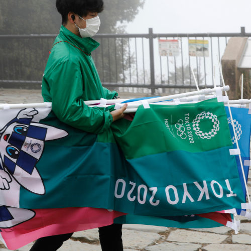 WHO calls for talks over Covid-19 risks to Tokyo's Olympic Games
