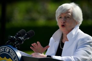 Yellen to Chair Talks on Stablecoin Risks, WSJ Reports