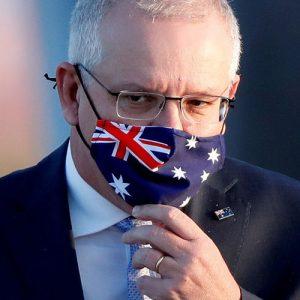 Australian prime minister slams China over trade bullying