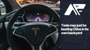 Is Tesla beating China in its own backyard?