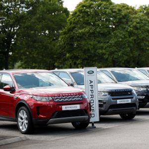 JLR powers up hydrogen-fuelled Land Rover Defender