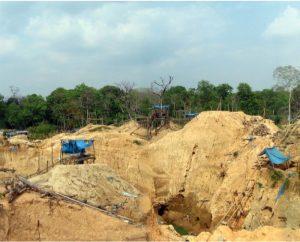 Australian company kicks off operations at Cambodian gold  mine