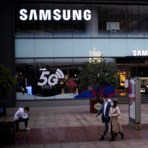 Samsung lagging on renewable energy pledge, says Greenpeace