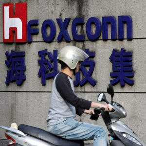Taiwan's Foxconn pours funding into solar cell manufacturer