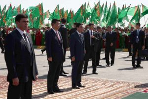 Turkmenistan says China gas pipeline debt has been paid in full