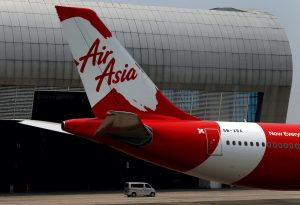 AirAsia Indonesia halts flights as Jakarta locks down