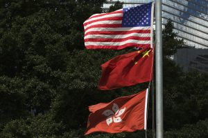 Biden Warns US Firms Over Risks of Operating in Hong Kong