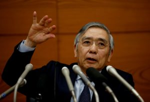 BoJ chief Kuroda Vows to be Adaptable on Financing Green Transition