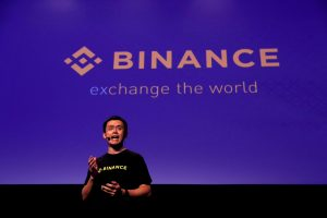 Binance Founder Willing to Go as Pressure Mounts