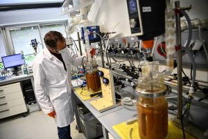 French Researchers Strive to Break China's Hold on Rare Earths