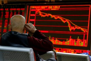 Asia Markets Drop As Inflation, Energy Crunch Fears Dominate