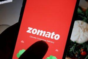 Zomato Zooms Even Higher as Revenues Boost Trumps Quarterly Losses