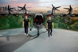 Air Taxi Startups Ready for Takeoff as Backing Soars to Record: FT