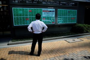 Global Shares Stumble on China Crackdown, Delta Variant Anxieties