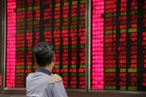 Asian Markets Mixed Ahead of US Fed Chair's Speech
