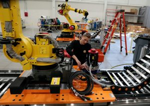 Electric Vehicle Investment Surge is Creating A Boom For Machinery Makers