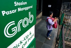 Grab Trims Full-Year Forecasts But $40bn SPAC Merger Still On Track