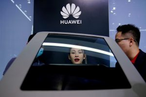 US Seen Approving Licences for Huawei to Buy Auto Chips