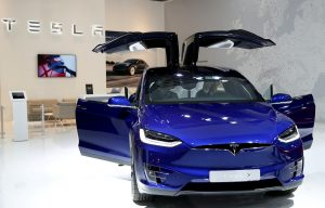 Tesla Set For Record Quarter As China Helps Fuel EV charge