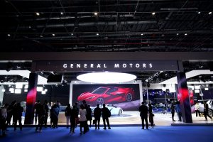 GM's China Joint Venture Developing Its Own Auto Chips