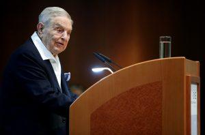 Soros Says BlackRock's China Expansion Imperils US National Security