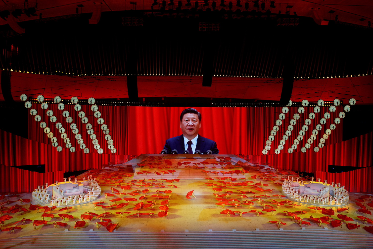 China Evergrande crisis signal trouble for China President Xi Jinping