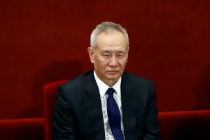 China's Liu He Reassures Private Businesses Rattled by Crackdowns