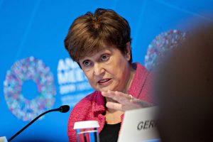 IMF Board Seen Intensifying Georgieva Probe Over China Data-Rigging Claims