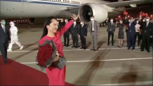 China Welcomes Huawei Exec Home, Trudeau Hugs Freed Canadians