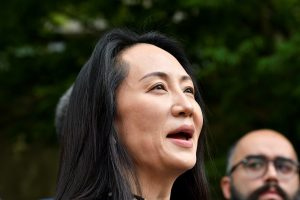 Huawei CFO Meng, Two Canadians Fly Home After US Prosecutors' Deal