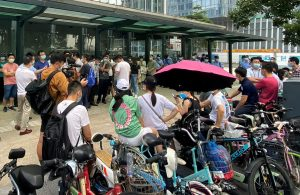 Unpaid Small Business Owners Despair As Evergrande Crisis Deepens