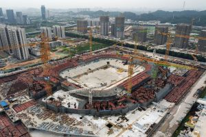 China Pulls Out the Big Guns to Avert Evergrande-Fuelled Disaster