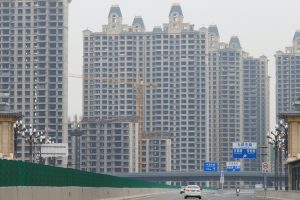 Evergrande Woes Hammer China Property Sales as Consolidation Looms