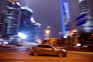 China Set To Regulate Data Sent Abroad By Cars