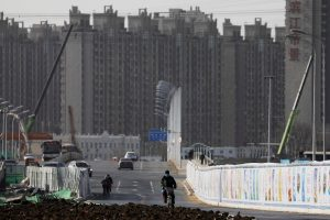 China Properties' Notes Default As Evergrande Crisis Spreads