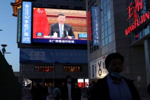COP26 Hopes Dim On Chinese President Xi's Likely Absence