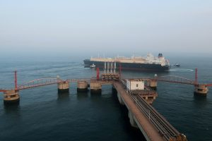 China Looks To Lock In US LNG Amid Energy Crunch