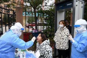 China Covid Clampdown Locks Down Millions In Lanzhou