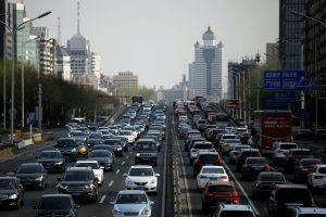 Chip Shortage and Power Crunch Hit China Auto Sales