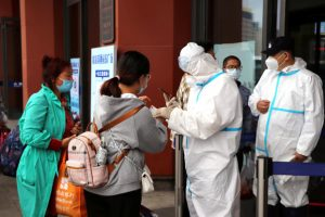 Northeast China On High Alert Amid Covid Crackdown