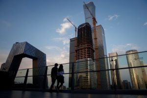 China's Sept Services Activity on Growth Path, Caixin PMI Shows