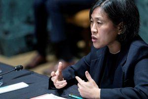 US Trade Chief Katherine Tai to Unveil China Trade Strategy on Monday