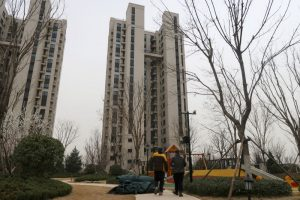 China Land Sales Fall for Second Consecutive Month