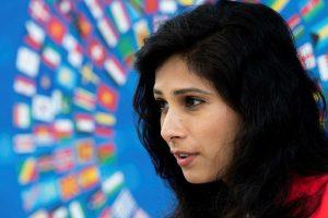 Top IMF Economist Heads Back to Harvard Job